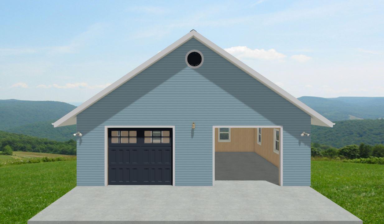 Garage Builders Garages Built On Site Handyman Augusta Ga