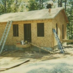 cabins built on your lot