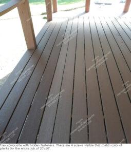 trex deck installers, trex deck designer